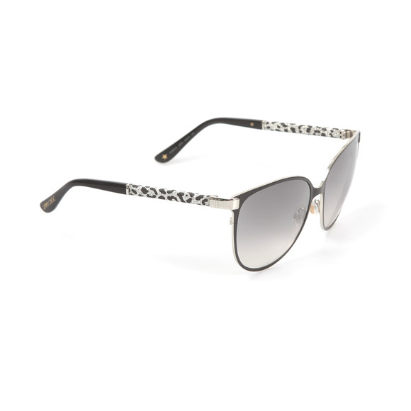 Jimmy Choo Womens Black Posie Sunglasses main image
