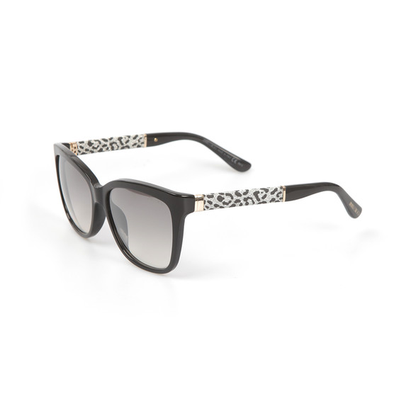 Jimmy Choo Womens Black Cora Sunglasses main image