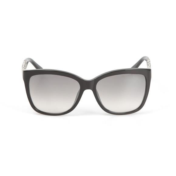 Jimmy Choo Womens Black Cora Sunglasses main image