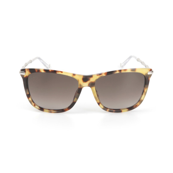 Gucci Womens Yellow 3778 Sunglasses main image