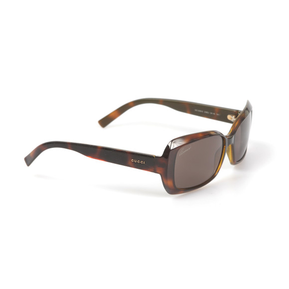 Gucci Womens Brown GG 3206 Sunglasses main image