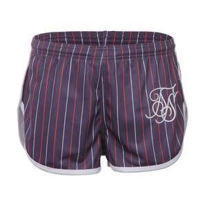 French Stripe Shorts