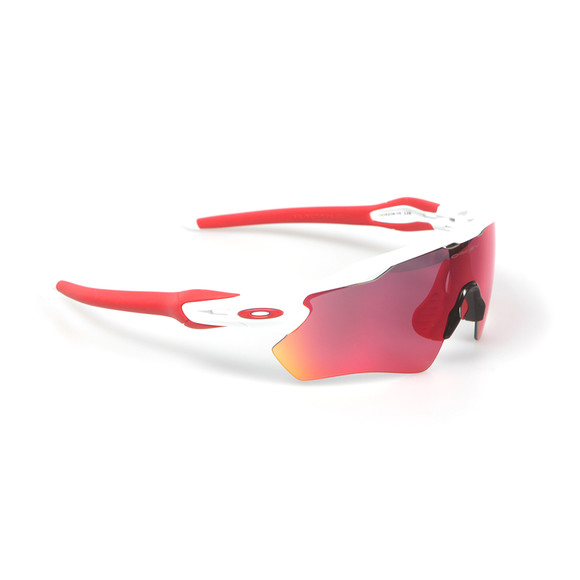 Oakley Mens White Rador EV Path Sunglasses main image