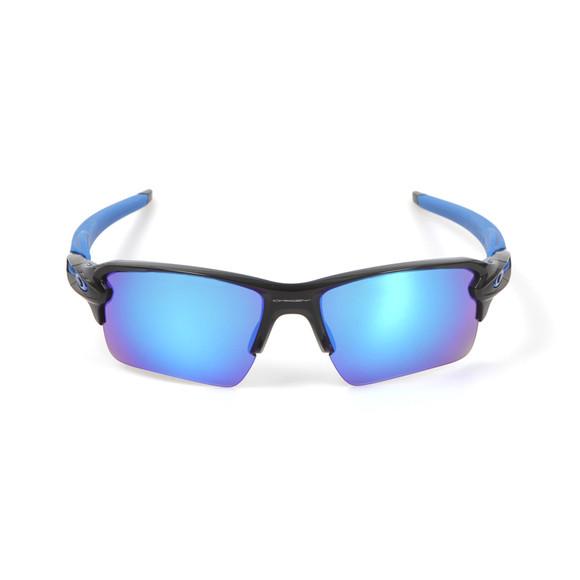 Oakley Mens Blue Flak 2.0 XL Sunglasses main image