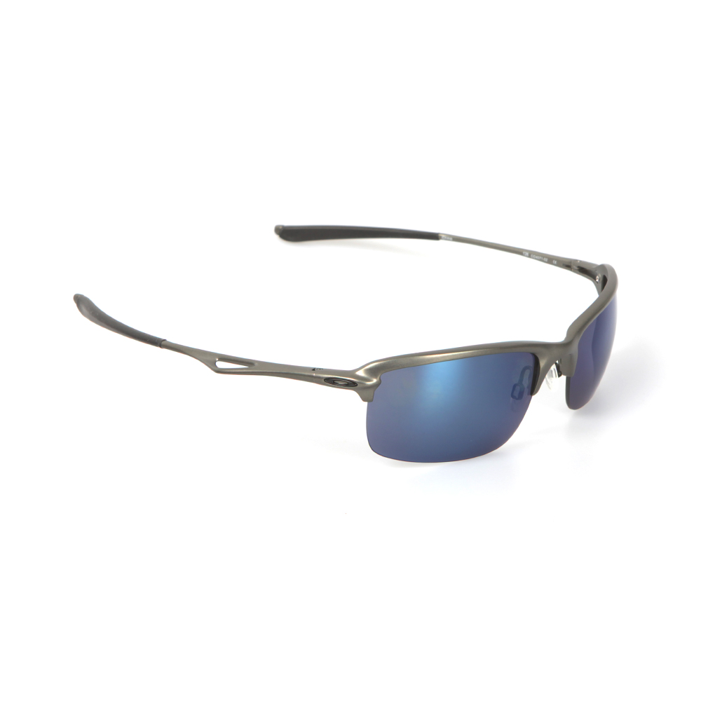 oakley wiretap silver ice iridium