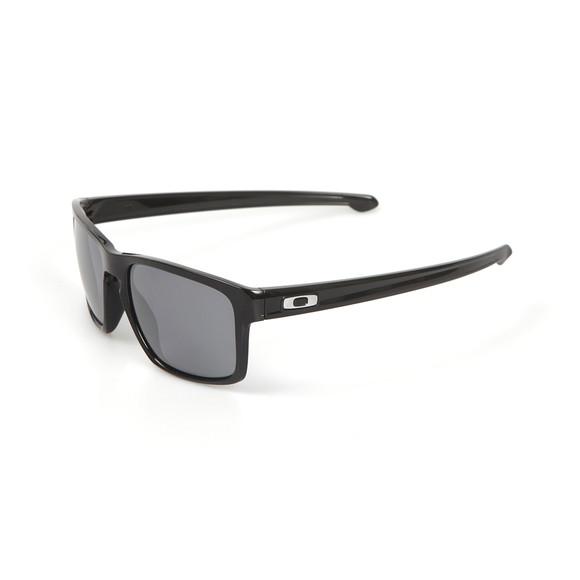 Oakley Mens Black Sliver Sunglasses main image