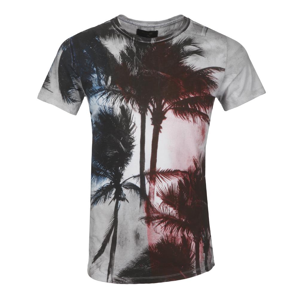 Palm Scoop Neck T-Shirt main image