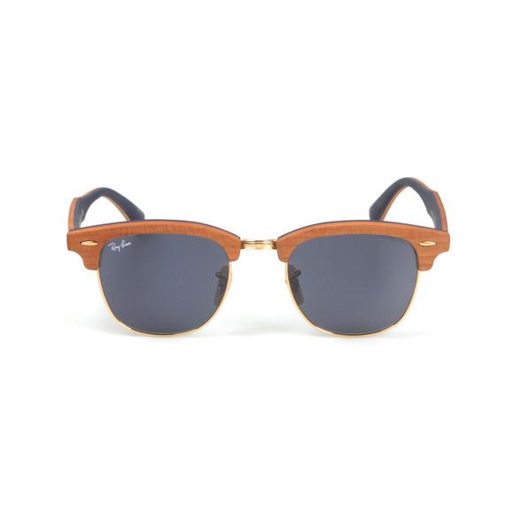 Ray Ban Mens Black ORB3016 Clubmaster Sunglasses main image