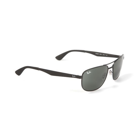 Ray Ban Mens Black ORB3528 Sunglasses main image