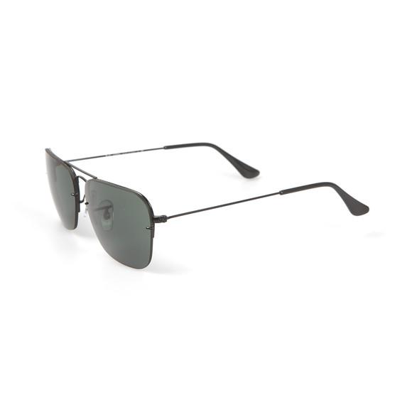 Ray Ban Mens Black ORB3461 Sunglasses main image
