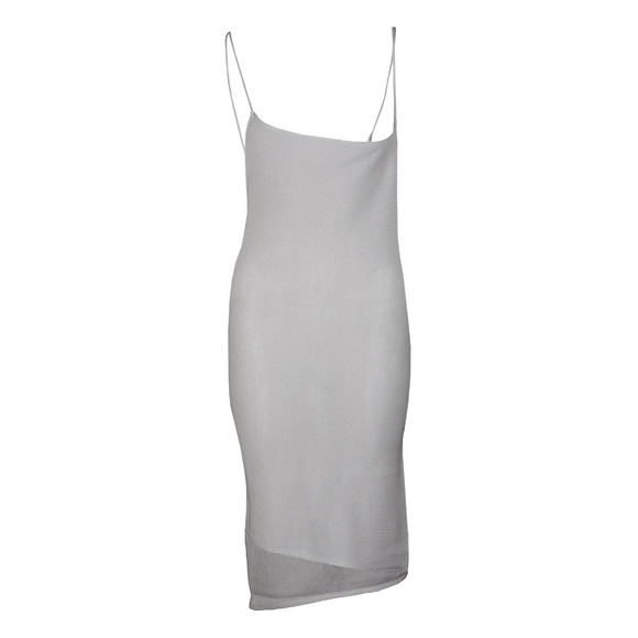 Babymilk Womens Grey Ibiza A-Symmetrical Dress main image