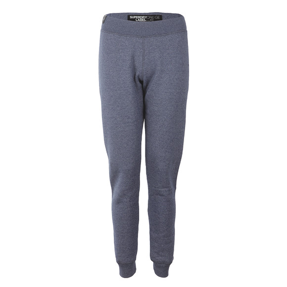 Superdry Womens Blue OL Luxe Super Skinny Jogger main image