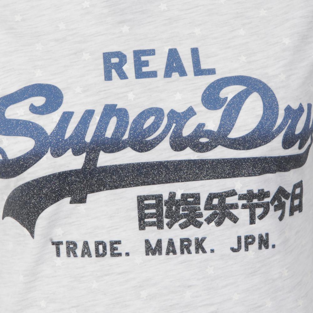 Vintage Logo Overdyed AOP Tee main image