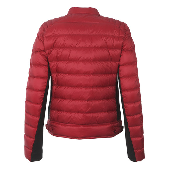 Belstaff Womens Red Silverthorn Down Jacket main image