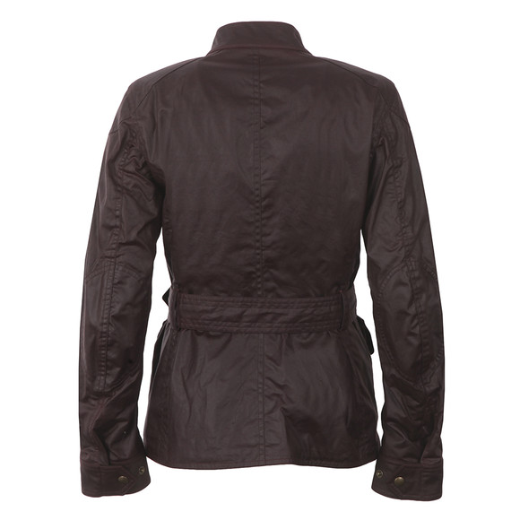 Belstaff Womens Red Roadmaster 2.0 Jacket main image