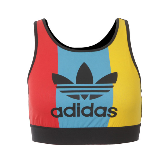 Adidas Originals Womens Multicoloured Trefoil Vest main image