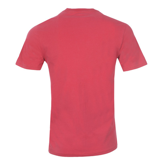 Levi's Mens Pink Graphic T-Shirt main image