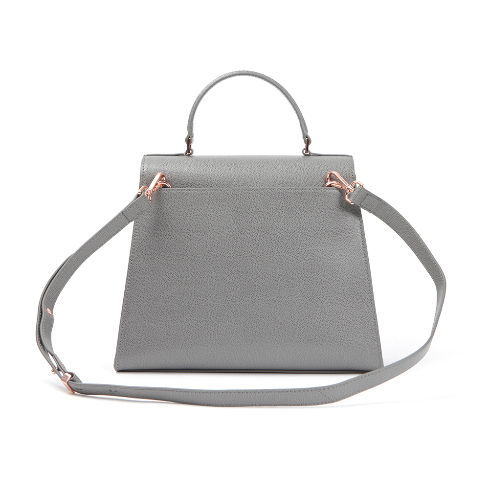 Ellice Caviar Leather Top Handle Bag main image