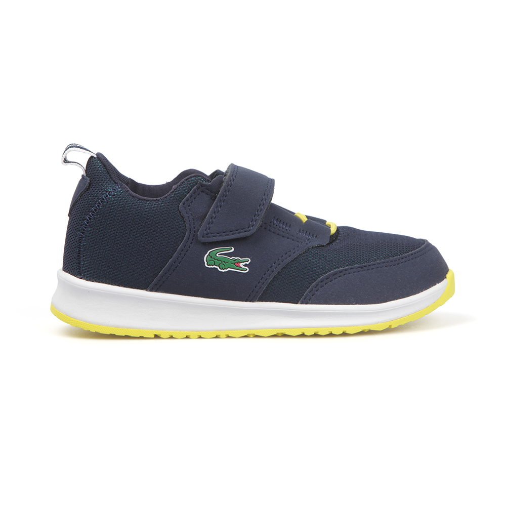 LacosteL.IGHT - Trainers - yellow/green ffoZU