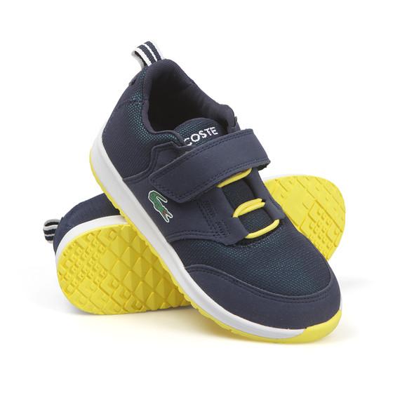Lacoste Sport Boys Green Light 316 Trainer main image