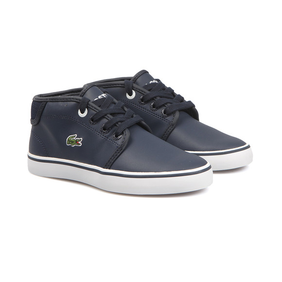 Lacoste Sport Boys Blue Ampthill 316 Trainer main image