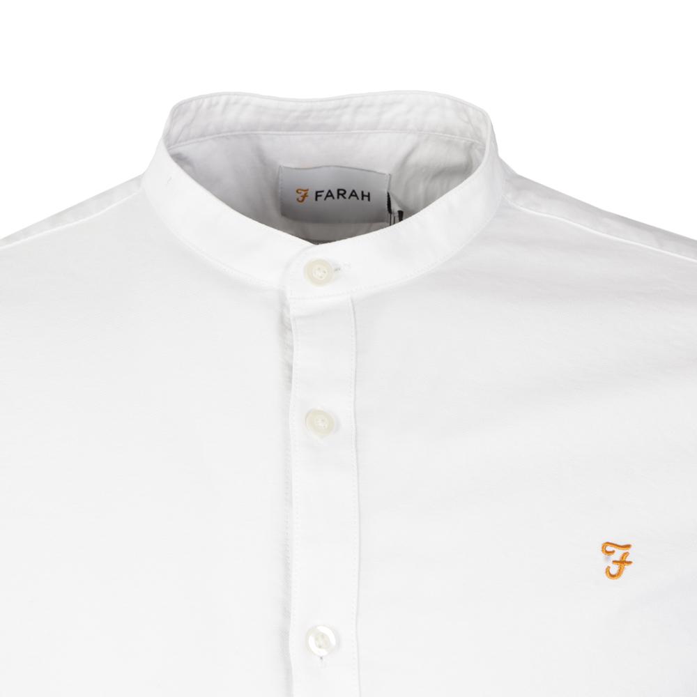 Brewer L/S Grandad Shirt main image
