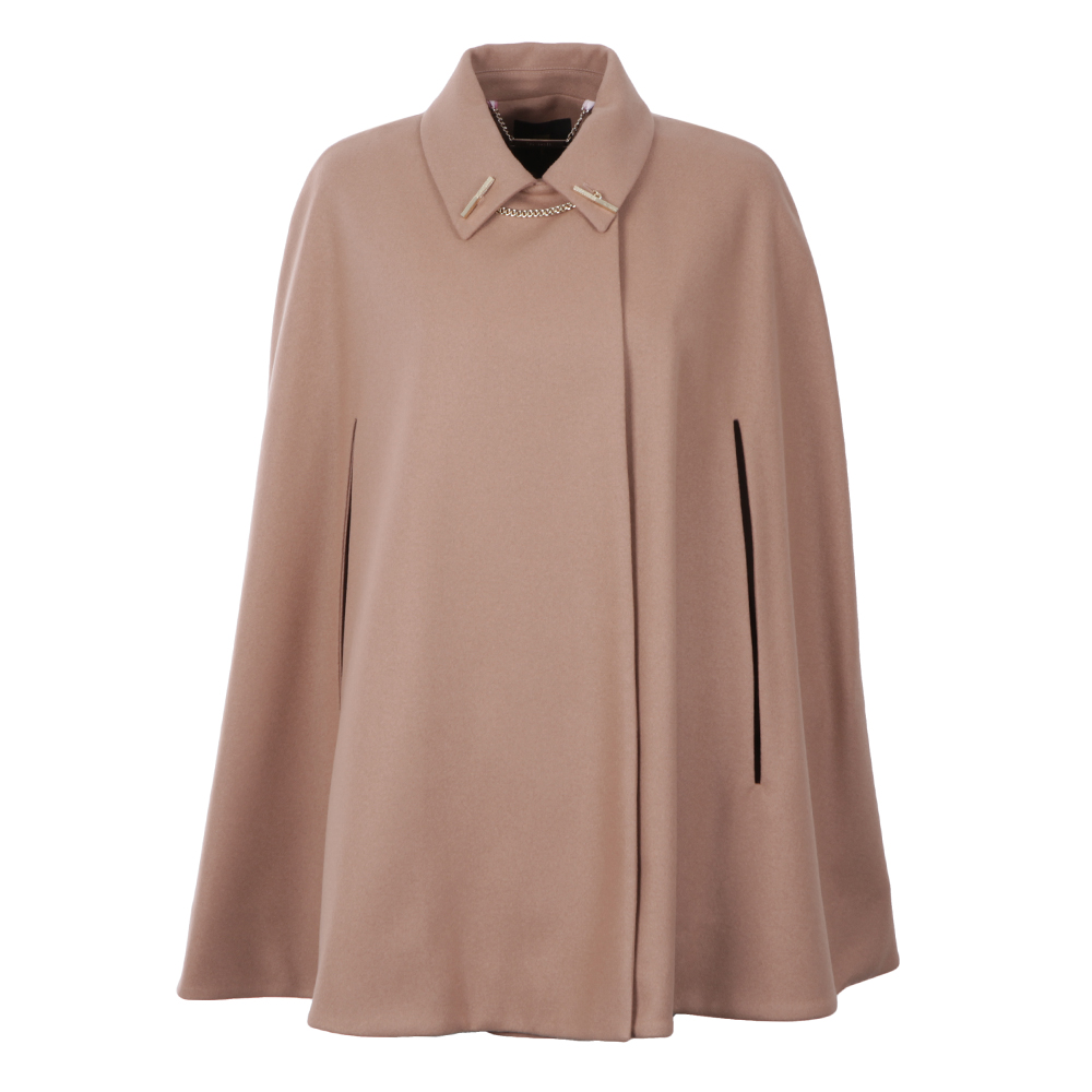 Leisl Collar Cape With Detail main image