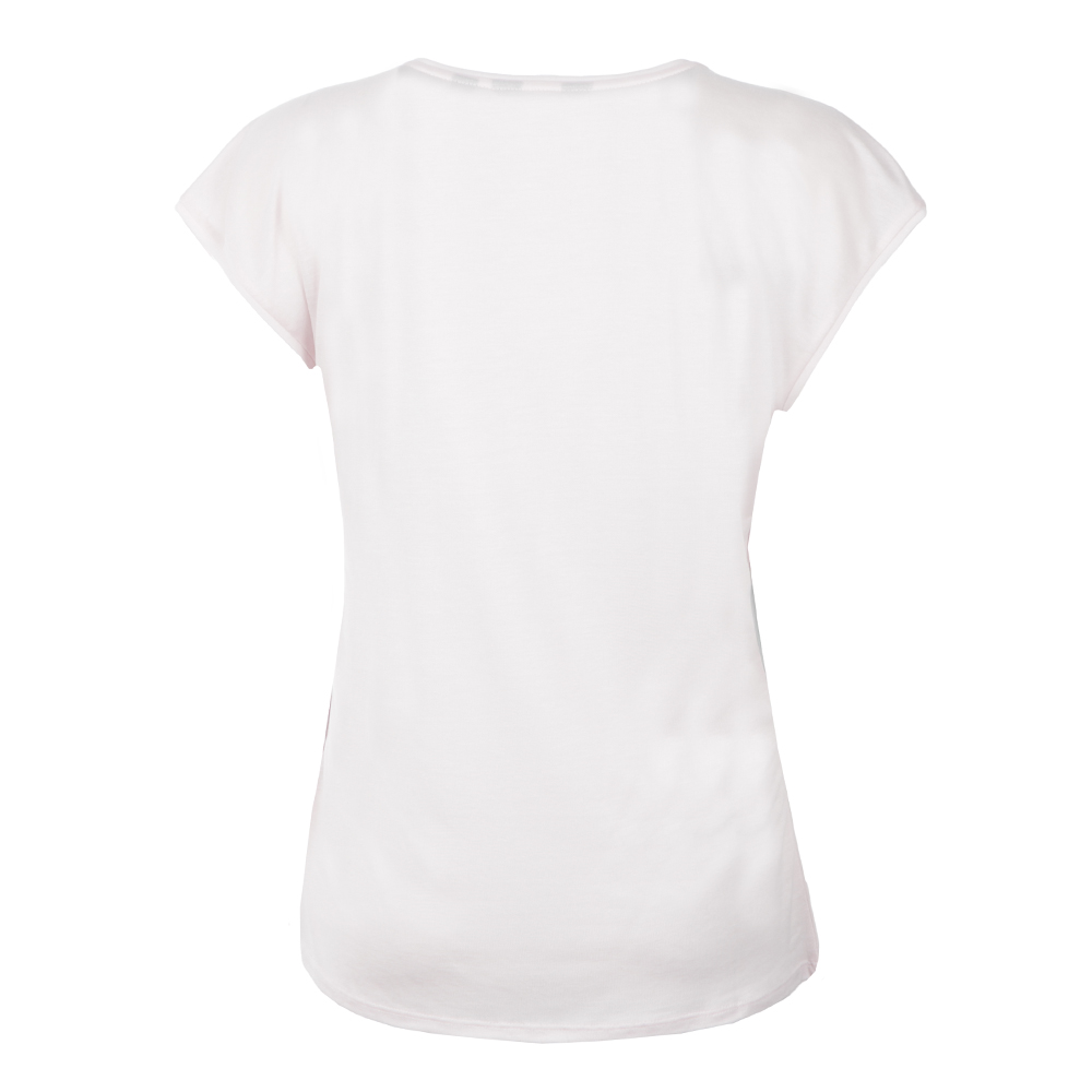 Artie Porcelain Rose V Neck Tee main image