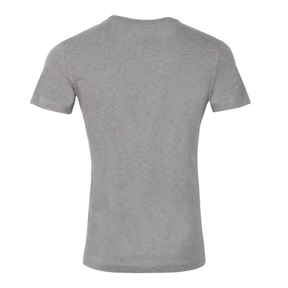 Calvin Klein Mens Grey S/S Logo Tee main image