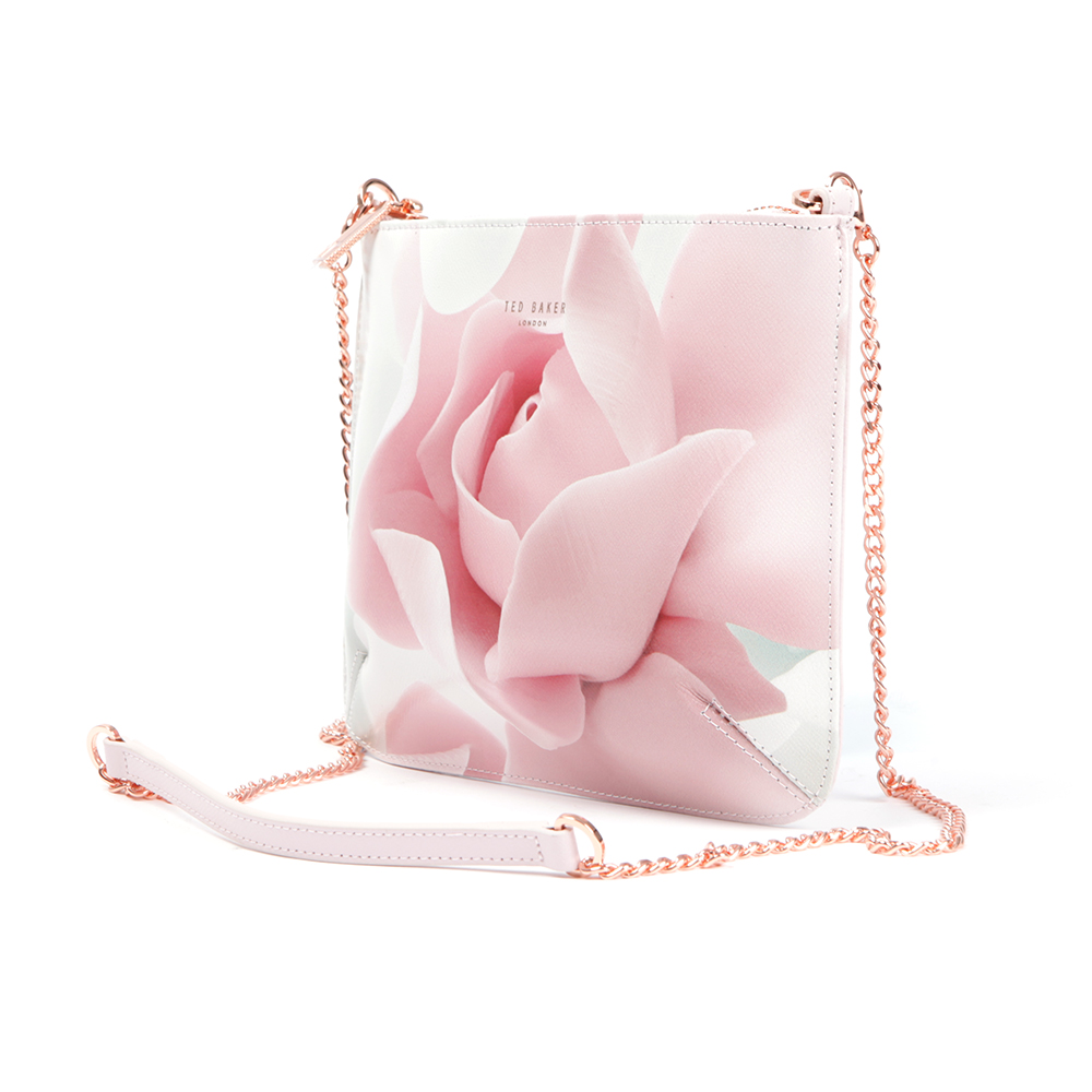 Verah Porcelain Rose Leather Xbody Bag main image
