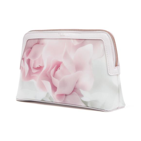 Ted Baker Womens Pink Shella Porcelain Rose Large Washbag main image