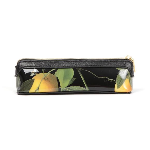 Ted Baker Womens Black Kelsee Citrus Bloom Pencil Case main image