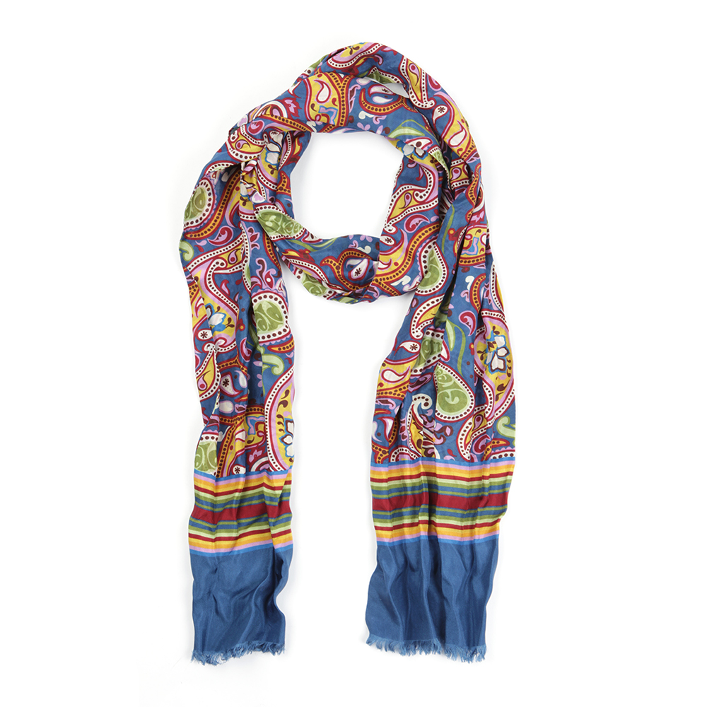 Vintage Paisley Scarf main image