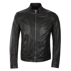Lesson Leather Jacket