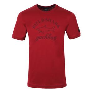 Large Logo Crew T Shirt