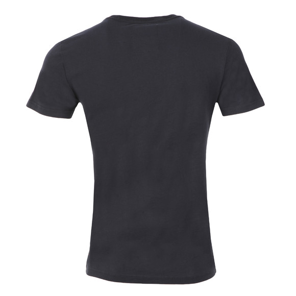 Superdry Mens Blue Shop Duo Tee main image