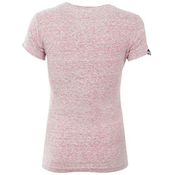 Superdry Womens Pink MFG Original Tee main image