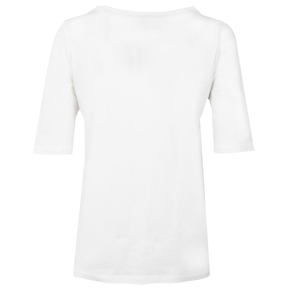 Crew Neck Straight Fit T Shirt main image