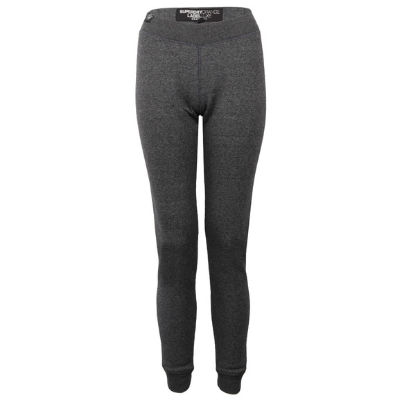 Superdry Womens Grey OL Luxe Super Skinny Jogger main image