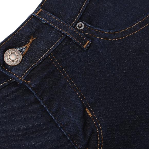 Levi's Womens Blue 715 Bootcut Jean main image