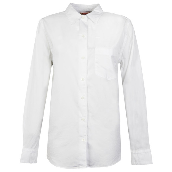 Levi's Womens White Sid Pocket Shirt main image
