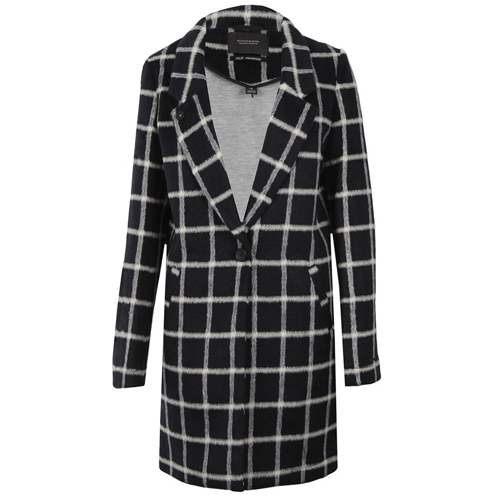 Bonded Wool Coat main image