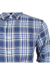 Gant Mens Blue L/S Oxford Shirt