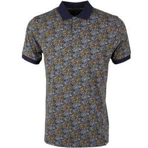 Stretford AOP Polo Shirt