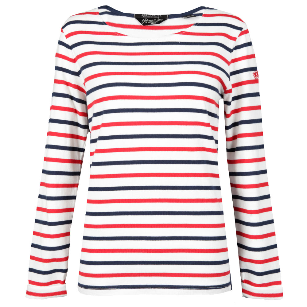 Striped T Shirt main image