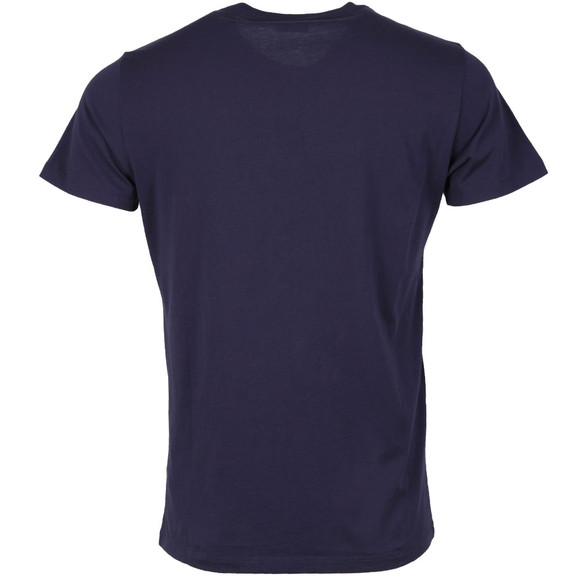 Diesel Mens Blue Diego HF T Shirt main image