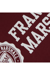 Franklin & Marshall Mens Red Logo Crew T Shirt