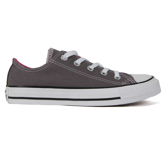 Converse Womens Grey CT Double Tongue Ox main image