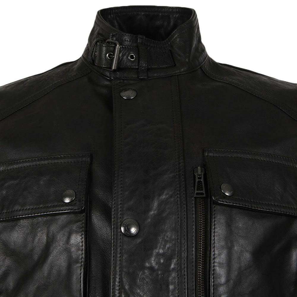 Trialmaster Leather Jacket main image