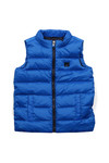 Armani Junior  Boys Blue 6X4Q01 Gilet